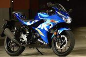 Suzuki GSX125 Dibanderol Rp 63 juta