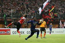 Hasil Liga 1, Persib Tumbangkan Sriwijaya FC di Palembang