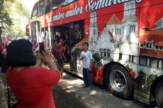 Tak Hanya Berwisata, Bus Tingkat di Semarang Bagus untuk Selfie