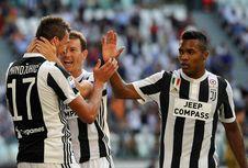 Hasil Liga Italia, Juventus dan Napoli Raih Kemenangan Perdana