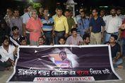 Surat Kabar India Protes Pembunuhan Jurnalis Lewat Kolom Kosong