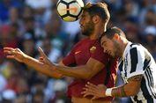 Bek AS Roma: Kalah, Kami Terlalu Banyak Kehilangan Bola