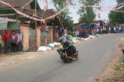 Sempat Vakum Selama 8 Tahun, Balapan Lori Kembali Digelar di Sukabumi