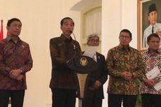Donald Trump, Iriana, dan Kedongkolan Jokowi terhadap Sikap AS