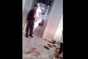 Joker Dipukuli Orang Tak Dikenal Usai Mediasi Pembubaran Kebaktian di Rusun Pulogebang