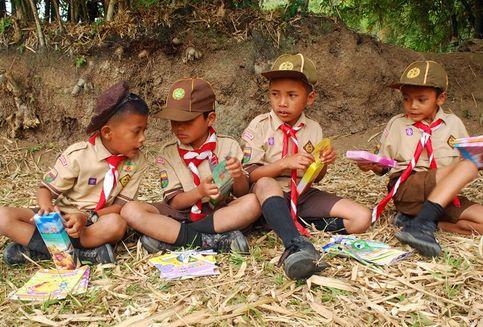 Alusi Tao Toba, Jawaban untuk Anak-anak di Pinggir Danau Toba