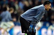Keylor Navas Bicara soal Anggapan Dapat Perlakuan Istimewa dari Zidane