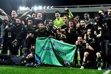 Hasil Liga Inggris, Chelsea Juara serta Kepastian Man United dan Hull