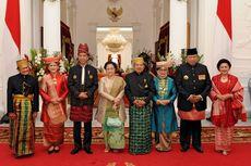 Ketum PPP Senang Lihat SBY dan Megawati Rukun