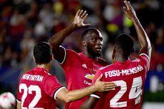 Kecoh Bek, Lukaku Cetak Gol dan Bawa Man United Menang