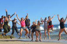 Berjemurlah di Pantai Liang Mbala, Flores, Rasakan Sensasinya...