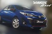 Yaris Ativ, Sedan Baru Toyota Bemesin Kecil