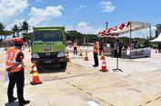 Hino Tularkan Berkendara Aman untuk Sopir Truk di Makassar