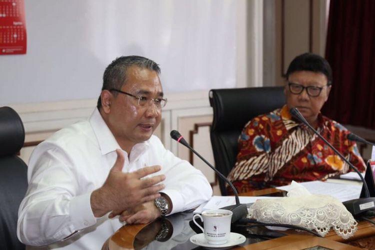 Menteri Eko: Masih Main-main dengan Dana Desa, Segera Kami Tangkap!