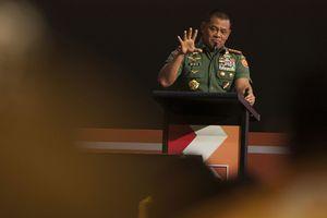 Setara: Jokowi Mesti Hati-hati Sikapi Panglima TNI