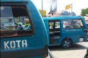 Sopir Angkot: Kalau Jok Hadap Depan, Enggak Ada Lagi '4, 6, 4, 6...'