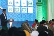 Presiden Jokowi Buka Munas NU di Mataram