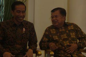 Survei 'Kompas': Kepuasan terhadap Pemerintahan Jokowi-JK Menurun