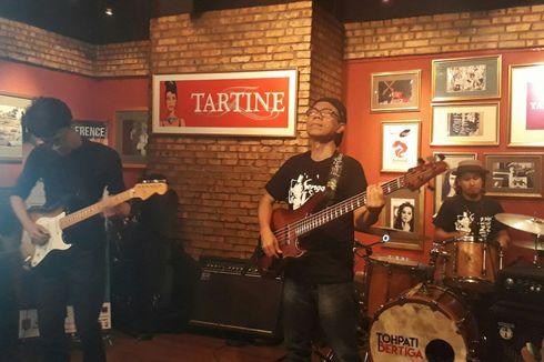 Tampil dalam Acara Jazz di Lombok, Tohpati Serasa Bulan Madu Lagi
