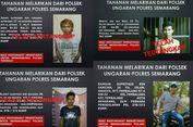 Dua Tahanan yang Kabur dari Mapolsekta Ungaran Ditangkap di Grobogan
