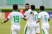 Babak Pertama, Gol Marinus Bawa Indonesia Unggul atas Timor Leste