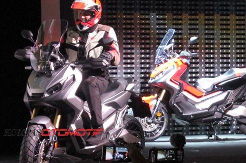Peluang Moge Skutik Petualang Honda Dipasarkan di Indonesia