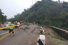 Jalur Kuningan-Cirebon Ambles, Basuki Kirim Bantuan Fisik