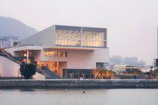 China Resmikan Pusat Desain Pertama