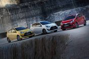 Pergerakan Positif Mobil Murah Toyota Agya