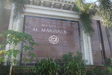 Jemaah Masjid Al Marzuqiyah di Cipinang Muara Shalat Id Hari Ini