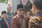 Prabowo Puji Mahasiswa yang Pingsan Saat Upacara HUT RI di UBK