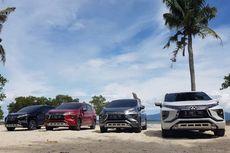 SPK 800 Unit, Xpander Baru Dikirim 200 unit di Yogyakarta