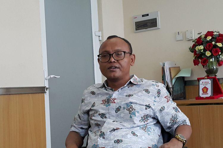Sekretaris Komisi A DPRD DKI Jakarta Syarif Gedung DPRD DKI Jakarta, Jalan Kebon Sirih, Jakarta Pusat, Selasa (2/5/2017).