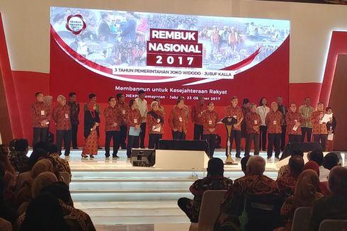 Rembuk Nasional 2017 Minta Jokowi Perkuat KPK