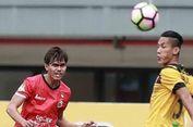 'Beban' Rezaldi Hehanusa Saat Ikuti TC Timnas U-22 di Bali