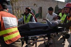 Pelaku Penembakan Sekolah Pakistan Ditembak Sebelum Meledakkan Diri