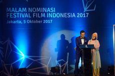 Simak Daftar Lengkap Nominasi FFI 2017