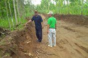 Rusak Lahan Pertanian, Pemerataan Jalan untuk Galian C di Grobogan Dihentikan