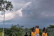 Gunung Agung Erupsi, 18 Penerbangan Garuda Indonesia Batal Terbang