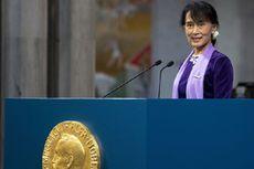 Diam atas Krisis Rohingya, Apakah Hadiah Nobel Suu Kyi Akan Dicabut?