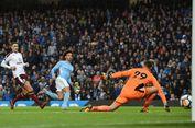 Hasil Liga Inggris, Manchester City Menjauh dari Manchester United