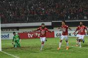 Hasil Liga 1, Bali United Bungkam PSM