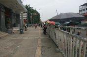 Menengok Kondisi Pedagang Lokbin Taman Kota Intan Jakarta Barat