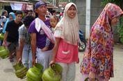 Susahnya Cari Gas 3 Kg di Bogor...