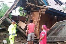 Delapan Rumah Warga di Wajo Ambruk Disapu Angin Kencang
