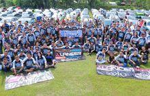 Jamnas Komunitas Lancer di Yogyakarta
