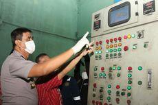 Polda Kepri Musnahkan 12 Ton PCC Selama 12 Hari