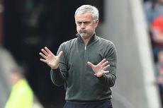 Menurut Mourinho, Perburuan Bale Cuma Buang-buang Waktu