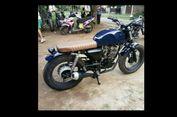 Bengkel Modifikasi Retro Terusik Kawasaki W175?