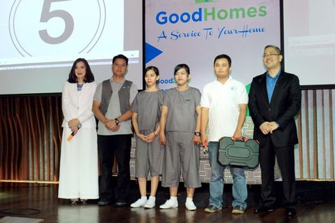 Sediakan Asisten Keluarga, GoodHomes Menyasar Masyarakat Kelas Premium